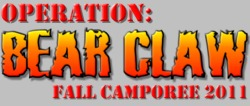 Operation Bear Claw Camporee