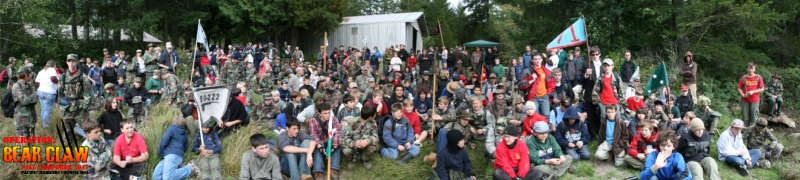 Operation Bear Claw Camporee - Click for larger image